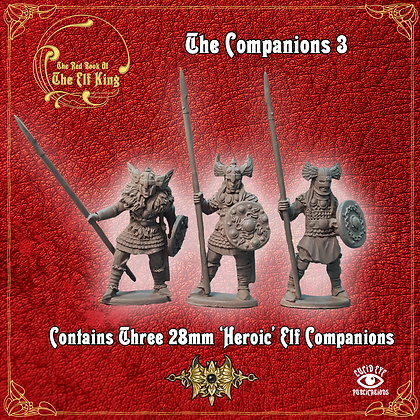 The Companions 3 (SMRP $15)