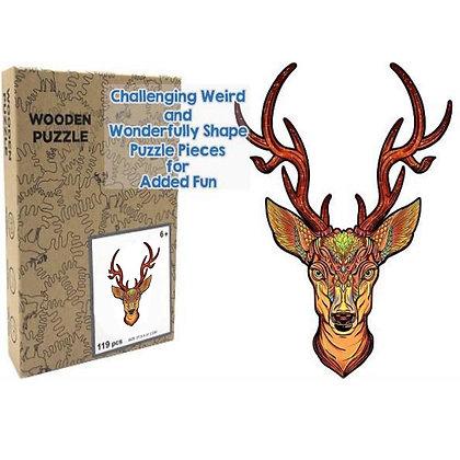 Deer Wood Puzzle (MSRP $35)