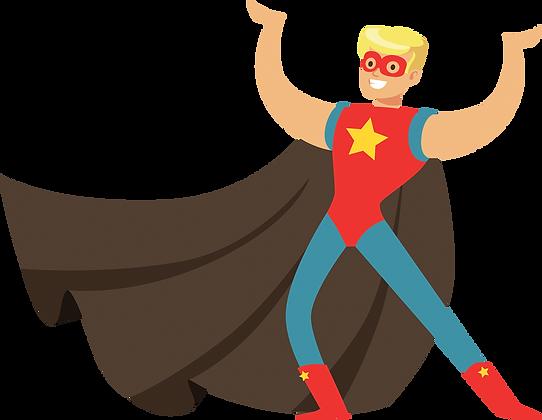 Super-Duper Looper Hero Buy for Donation