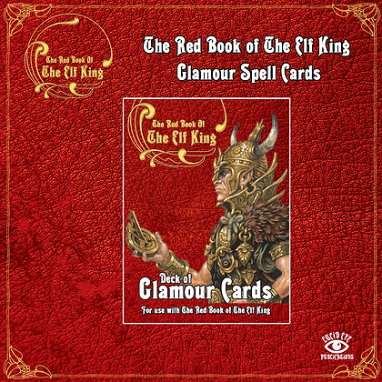 Deck of Glamour Cards (SMRP $15)