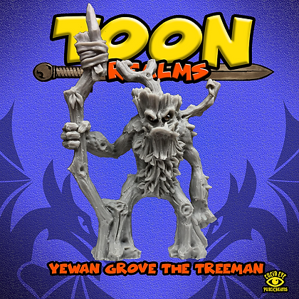 Yewan Grove The Treeman (MSRP $10)