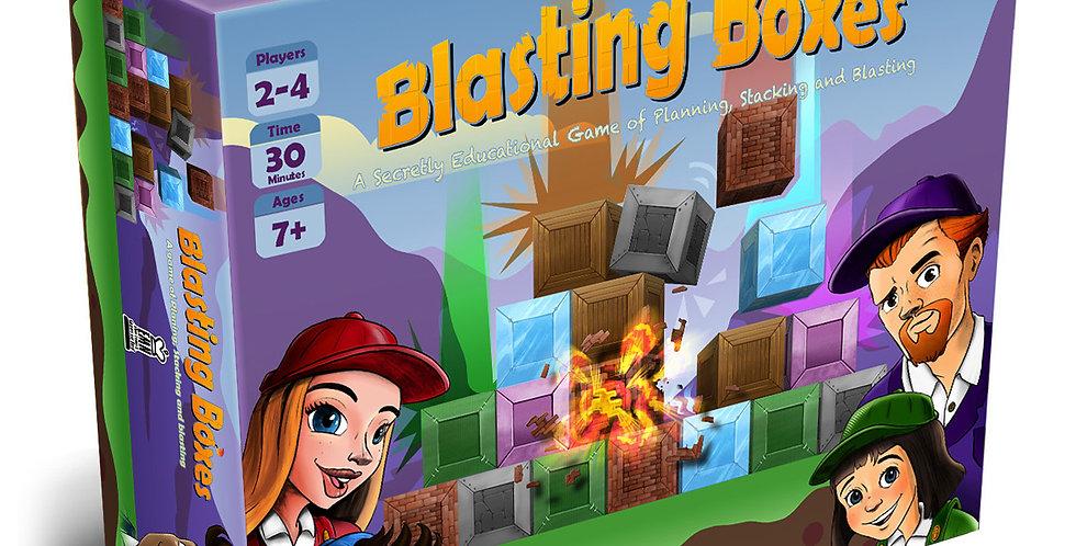 Blasting Boxes