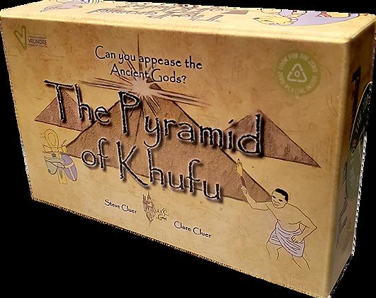 The Pyramid of khufu (SMRP $24)