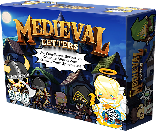 Medieval Letters (SMRP $18)