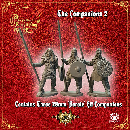 The Companions 2 (SMRP $15)