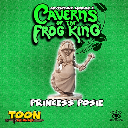 Princess Posie (MSRP $4.5)