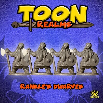 Rankle's Dwarves (MSRP $7.5)