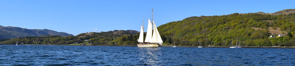 Moorings at the Colintraive Hotel