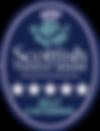 5 star self catering award scottish tourist board