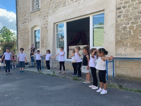 Cabaret sur le périscolaire de Boran-sur-Oise