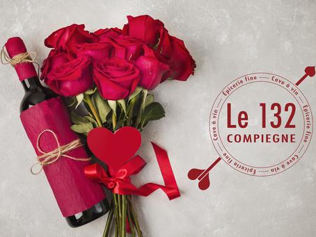 La Saint Valentin se fête au 132…