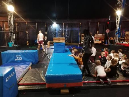 Une journée au cirque
