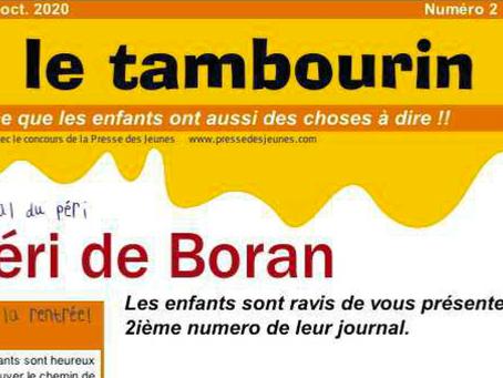Le Tambourin N° 2