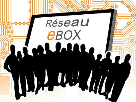 Réseau Ebox, les professionnels du digital et du numérique…