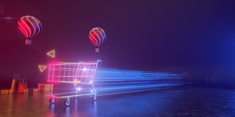 shopping-cart-moves-at-the-speed-of-ligh