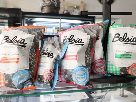 Belsia, la chip artisanale de la Beauce