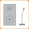 Solutions de sonoriations d'espaces, salle, classes