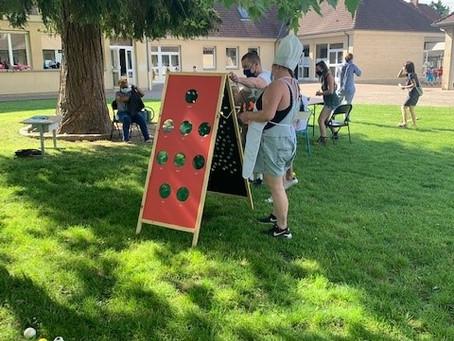 Rencontre enfants parents sur le périscolaire de Cires- lès- Mello