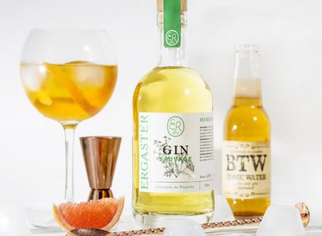 Whisky, Malt & Gin, une production artisanale, locale et bio à deux pas…