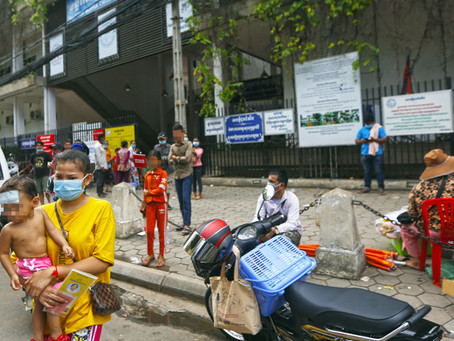 More than 600,000 children treated at Kantha Bopha hospitals in 2020
