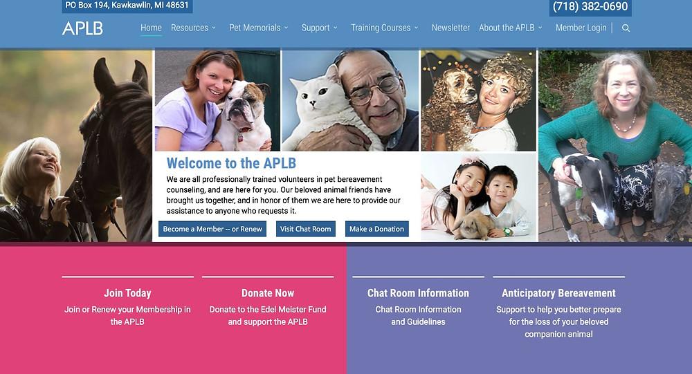 APLB.com Website