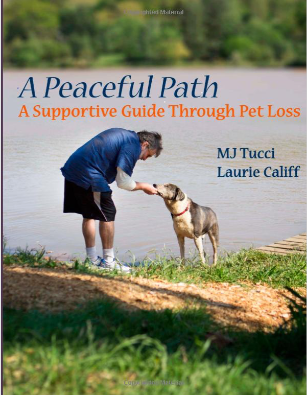 A Peaceful Path byM.J. Tucci