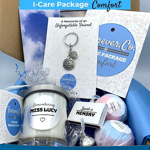 Comfort I-Care Pet Loss Sympathy Package