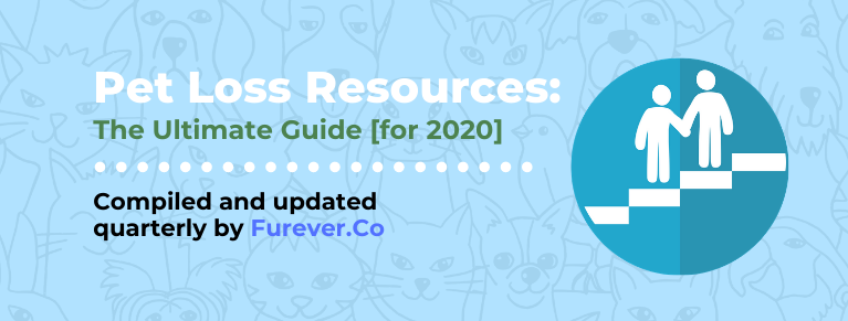 Pet Loss Resources: The Ultimate Guide [for 2020]