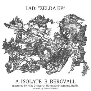 """Lad / Zelda EP / Vinyl 12"""" / SOLD OUT"""