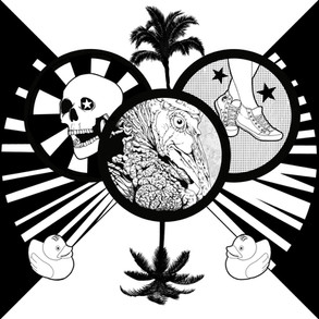 Lagardere / Wild Child Stories (The Remixes) / The Horrorist / Fanatic Funk / Dirocco / Sergei eiland / Motif Mutant