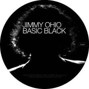 "Jimmy Ohio / Basic Black / Vinyl 10"" / SOLD OUT"