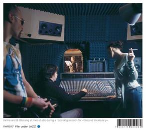 Bertrand Blessing Trio / Second Vocabulary / CD Album / SOLD OUT