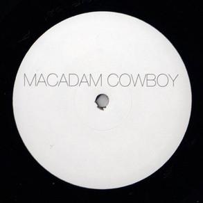 "Lagardere & Romainville / Macadam Cowboy / Split Vinyl 12"" / Drop us an email if you wanna grab a copy"