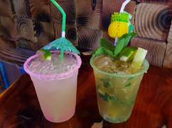 Havana Night Drinks: Mojitos & Margaritas