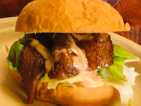 Pork Belly Slider