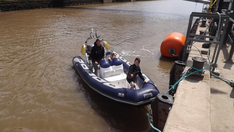 RIB Boat Hire