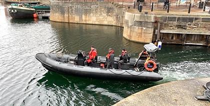 RYA Advanced Powerboat Course