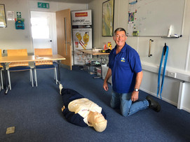 RYA First Aid at Sea