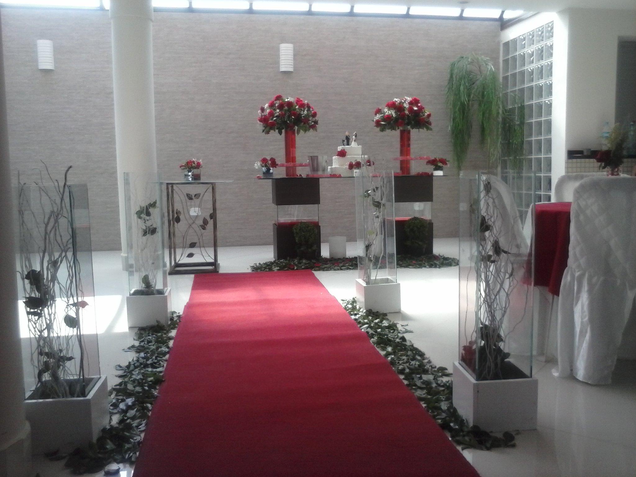 Decoração Salão