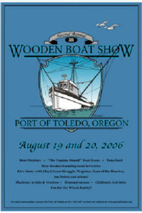 2nd Annual Port of Toledo Wooden Boat Show
