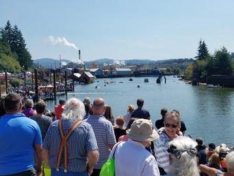 Port of Toledo's Wooden Boat Show, August 17 & 18, 2019