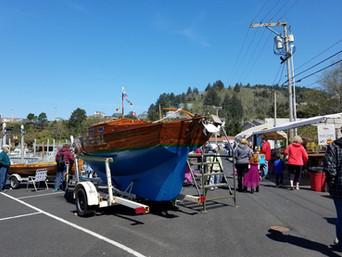 Depoe Bay Wooden Boat Show