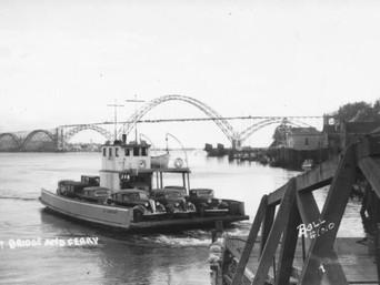 Sadie B's 1924 Maiden Voyage