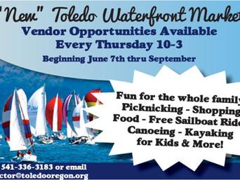 Toledo Waterfront Market