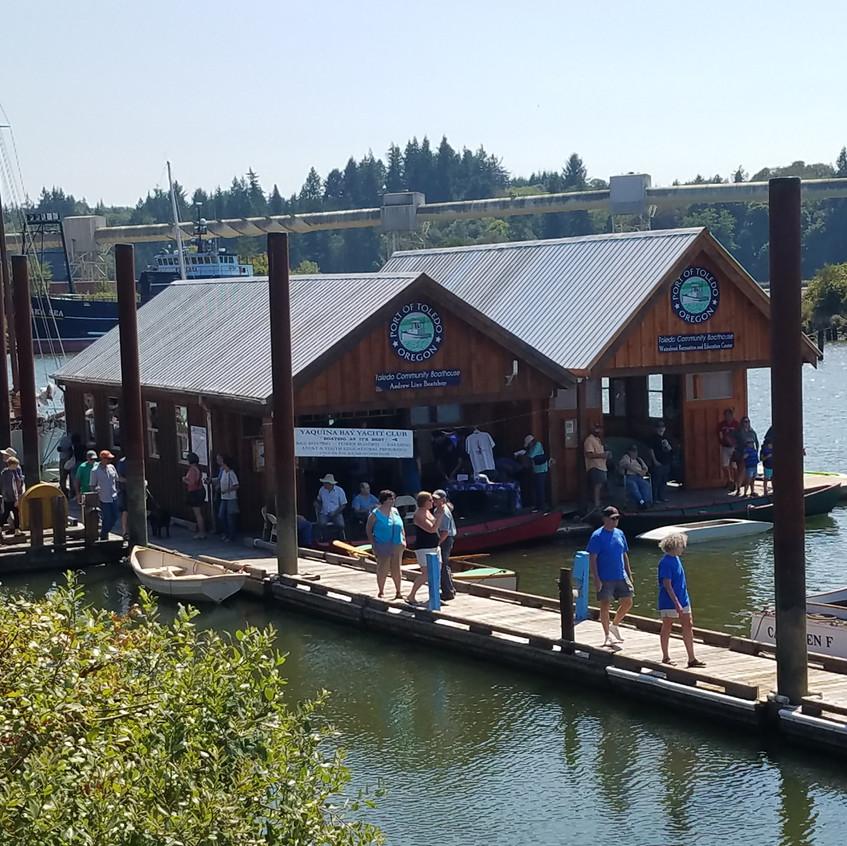 2018 Boathouses