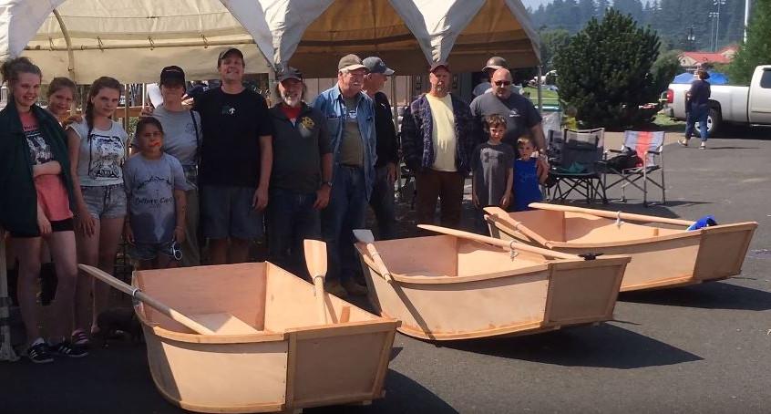 2019 Family Boatbuilding