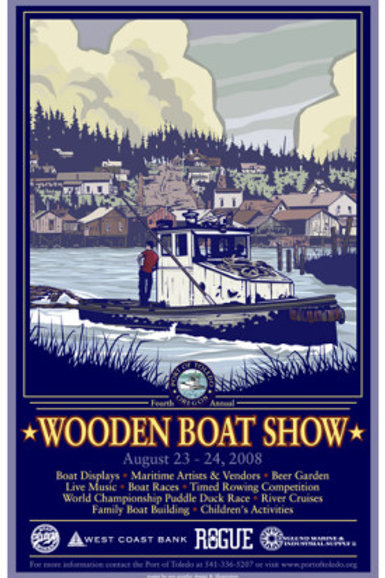 4th Annual Port of Toledo Wooden Boat Show