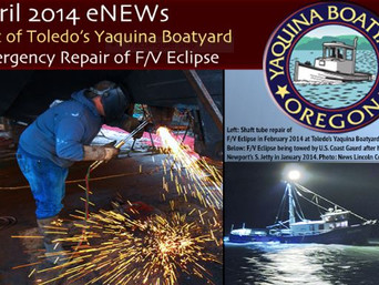 Repair of F/V Eclipse