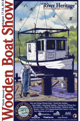 9th Annual Port of Toledo Wooden Boat Show