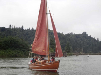 The Short Shipsare sailing to Newport!